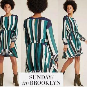 Anthropologie   Sunday in Brooklyn Dress